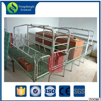 Pig farming equipments sow crate sow farrowing pen for sale