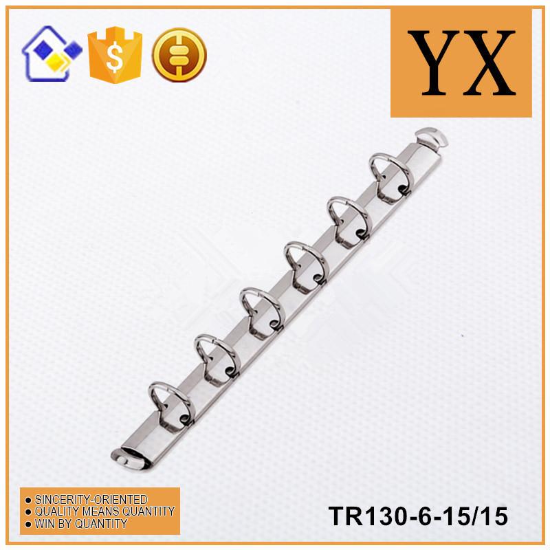 China manufacturer nickel metal a5 6 ring binder in Ukraine market