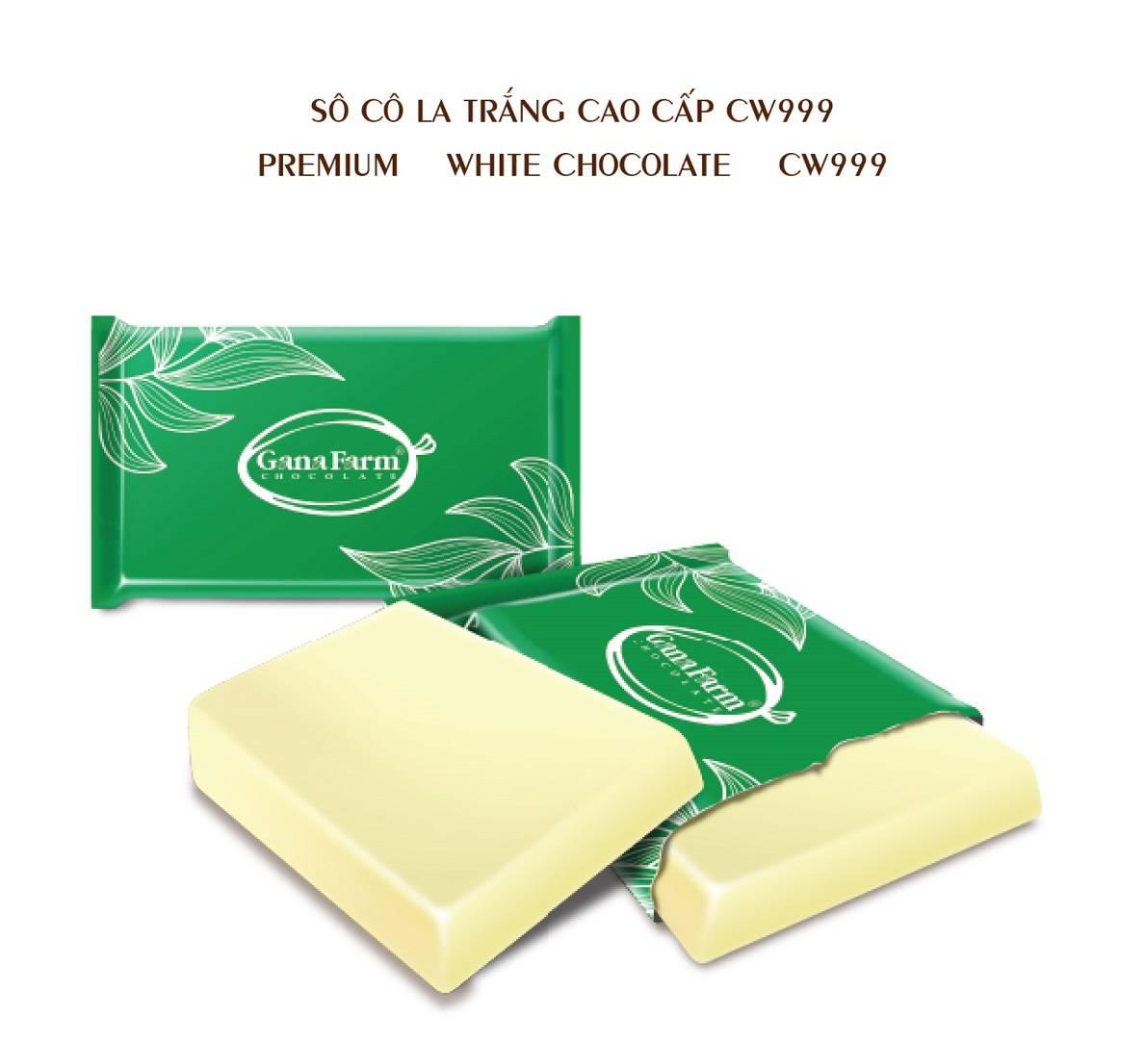 GANAFARM PREMIUM WHITE CHOCOLATE