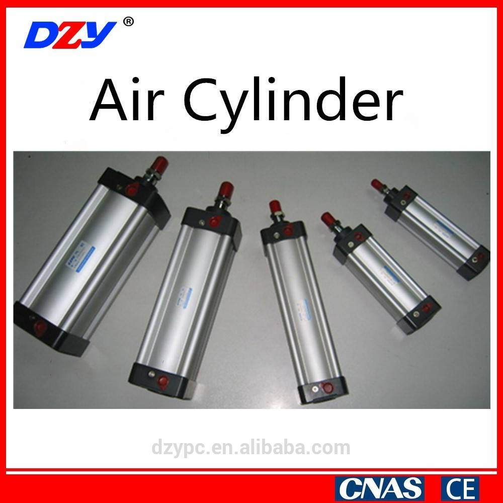 Top Quality Lower Precision Light Pneumatic Cylinder Price