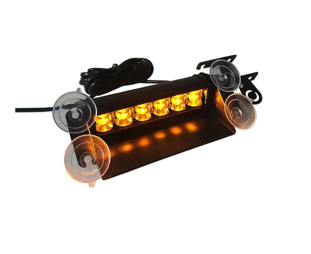 Led warning dash/visor light-LTD831