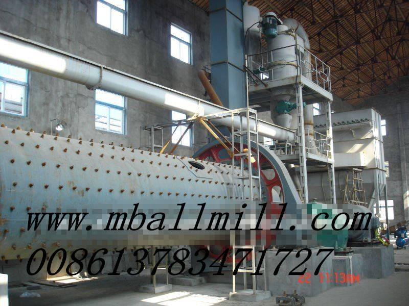 Limestone dry ball mill machine