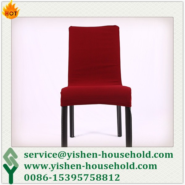 ready goods stock spandex chair cove with strong elasticity