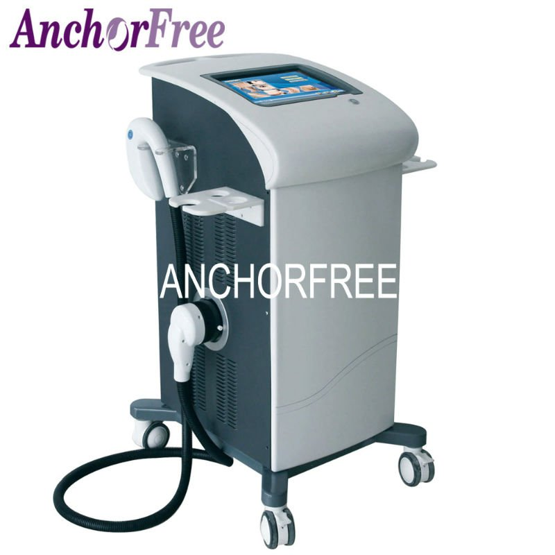 Best Seller:IPL+RF+E-light Hair Removal &skin tightening beauty equipment