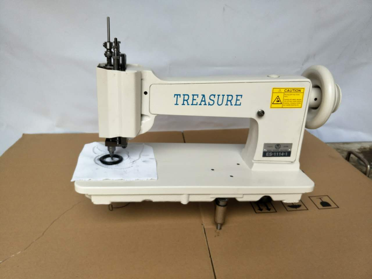 1114-1 EMBROIDERY SEWING MACHINE