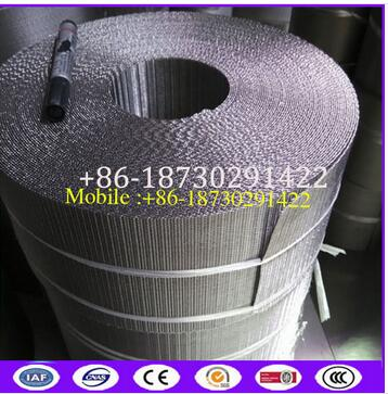 Extruder Filter Belt Mesh conveyor For Plastic Machinery Made in China