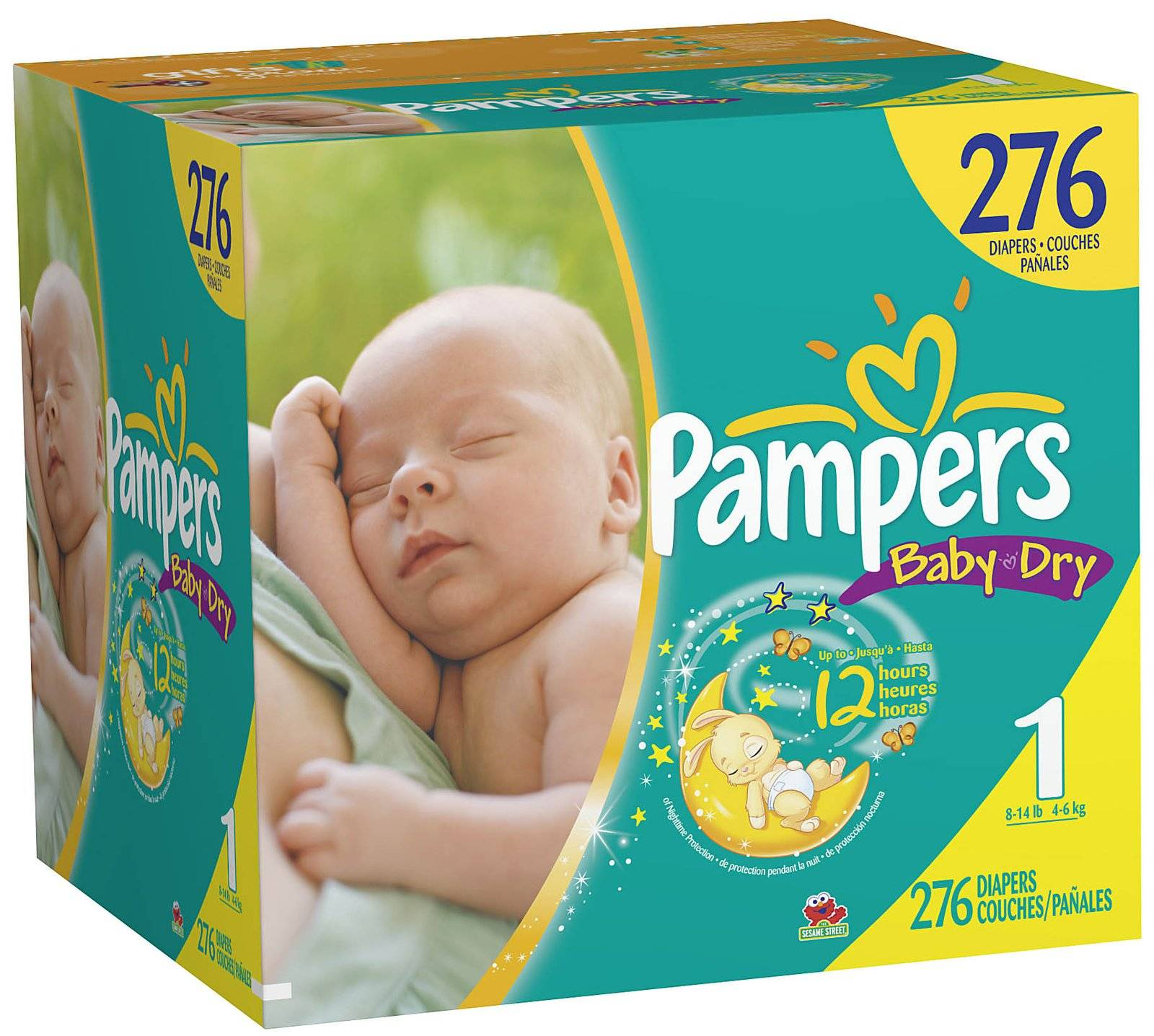 Pampers Baby Dry / Pampers Swaddlers / Pampers Cruisers / Pampers Extra / Pampers Swaddlers/ Pampers