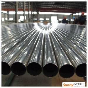 321 Seamless Stainless Steel Pipes