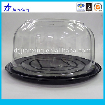 9 inch round cake packaging container
