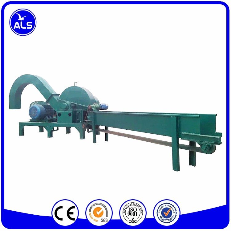motor drive wood chipper Round Disc wood chipper for sale