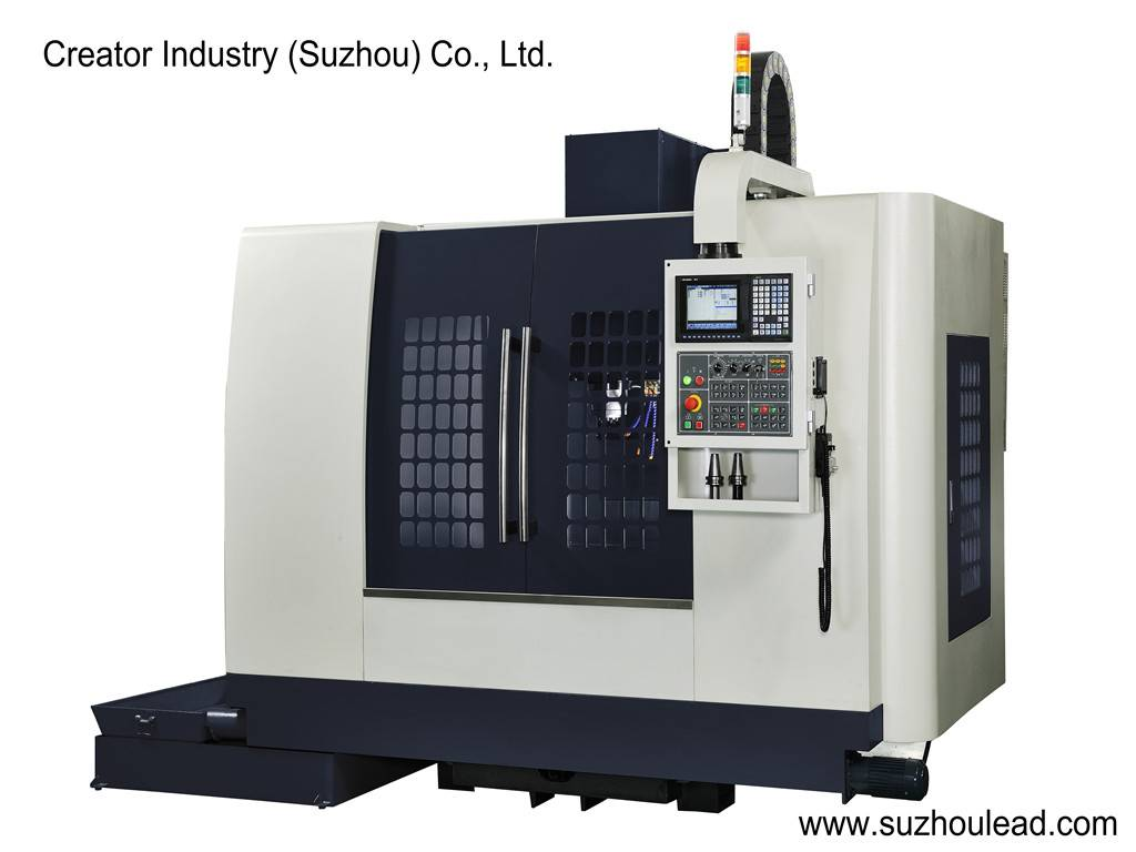 High speed spindle CNC automatic machine center type CHV710