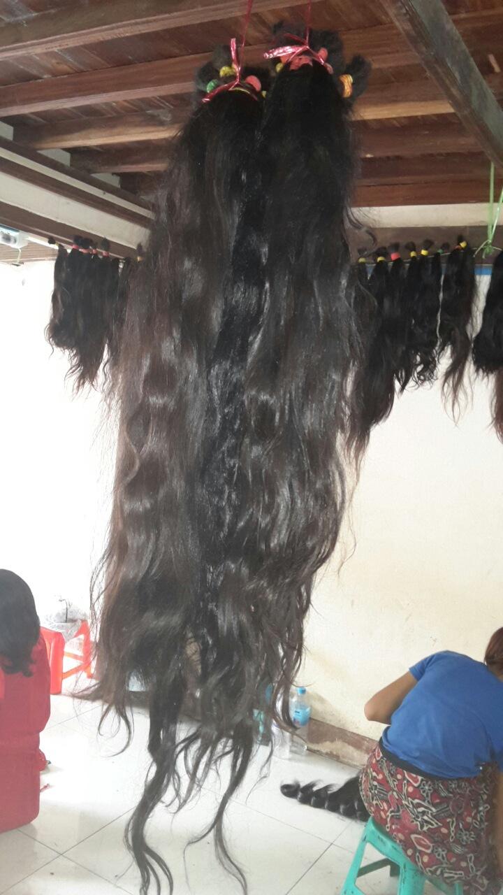 human hair extra long