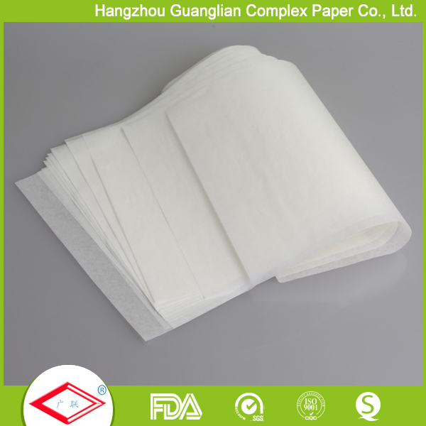 450mm x 750mm Silicone Baking Paper Sheets