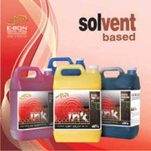 Solvent based ink for Xaar,Seiko,Konica,Spectra head