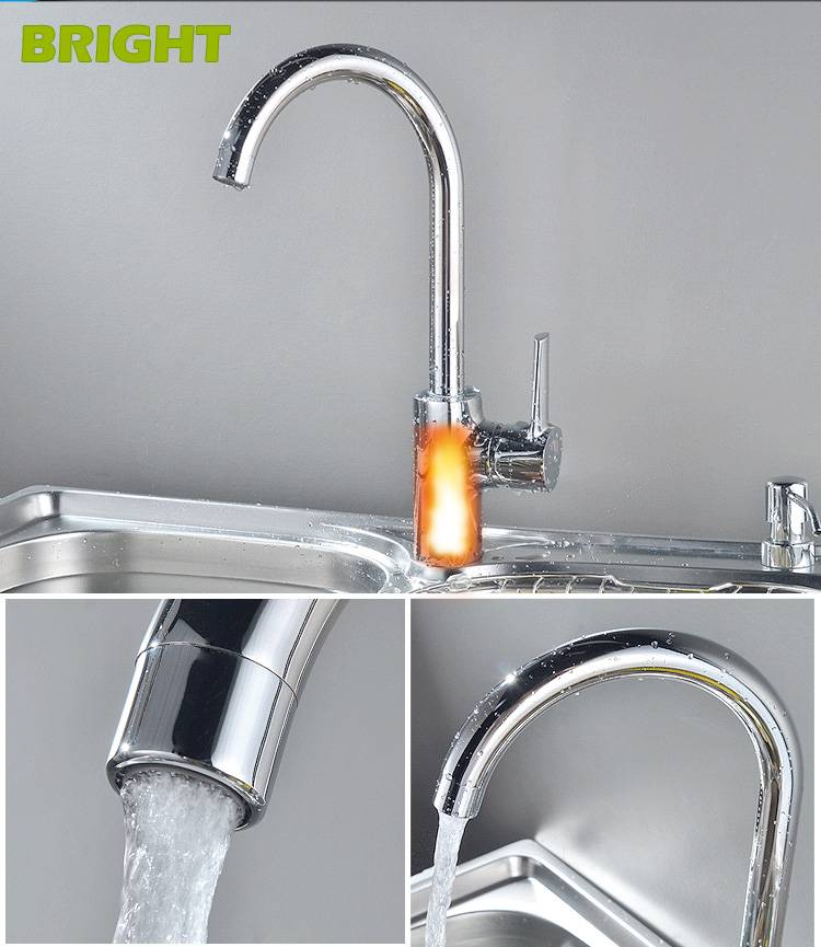 Kitchen Electric Faucets-2s Heat Faucets