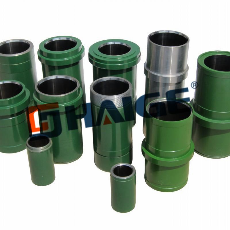 Bi Metal Liners for Mud Pump, Mud Pump High Chrome Liners