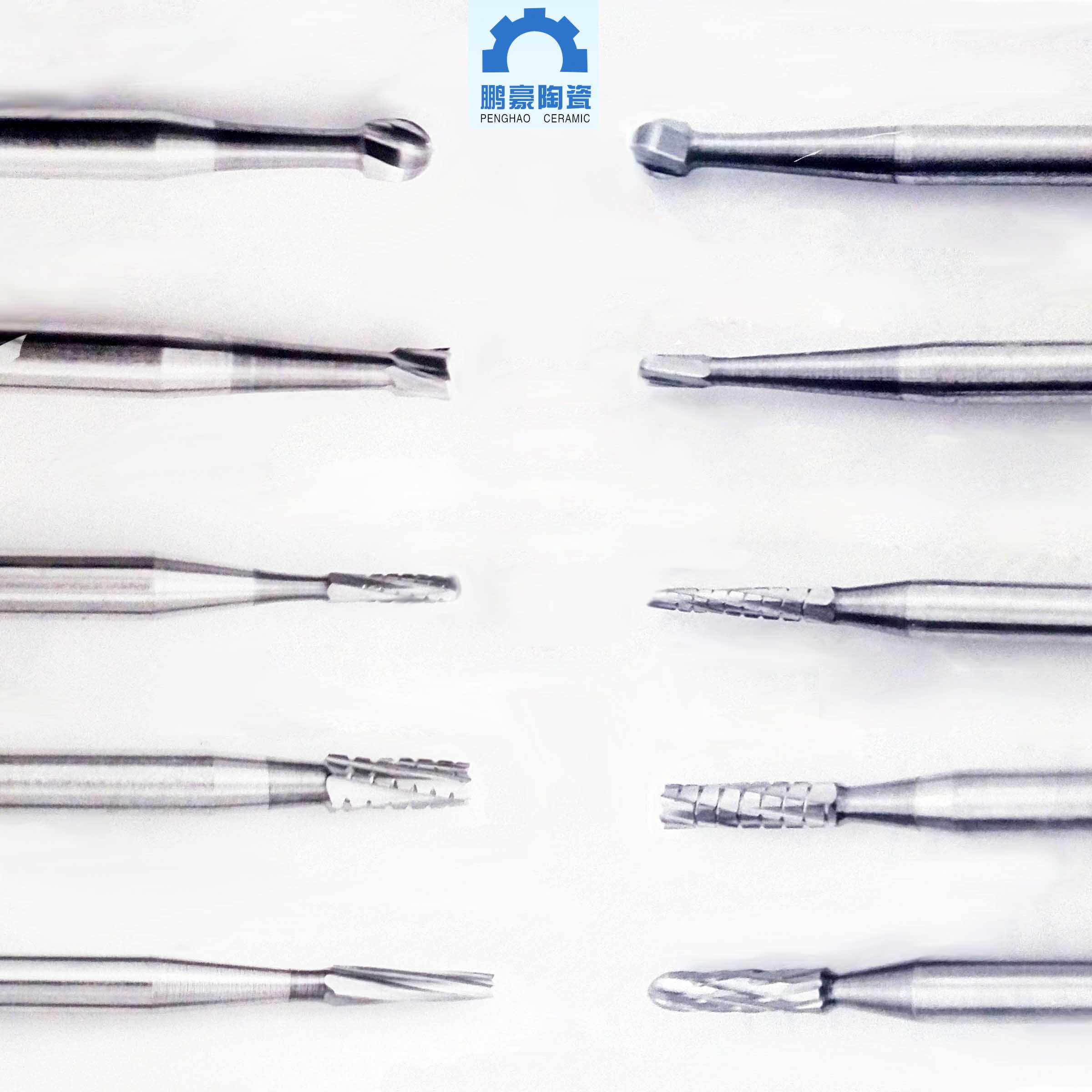 Dental Lab tungsten steel burs / Lab carbide burs / Tungsten carbide burs