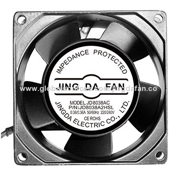 JD8038A3HSL Big Airflow-1 Exhaust fans