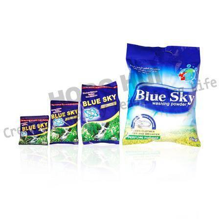 soap powder ( blue sky)