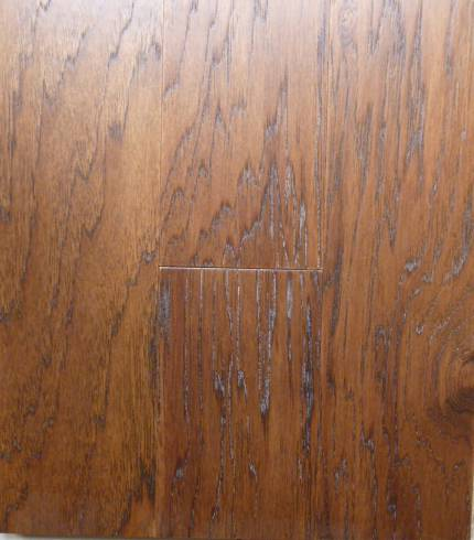 Wire Brushed Engineered Wood Flooring