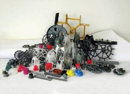 Plastic Spacer