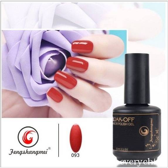 8ml & 15ml colorful nail gel polish