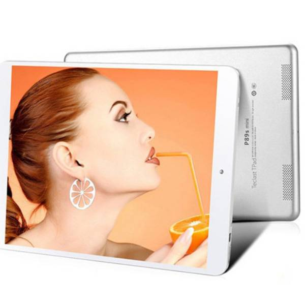 Teclast P89s Mini 7.9 Inch IPS Screen 2.0GHz Dual Core Tablet PC Android 4.2 1GB/16GB Dual Camera Bl