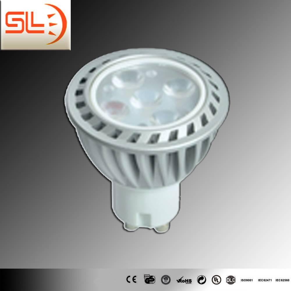 CRI80 GU10 LED Spot Light with CE EMC