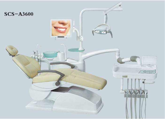 SCS-A3600 dental unit