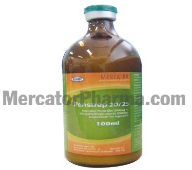 Penicillin G Procaine + Dihydrostreptomycin Sulfate Injection
