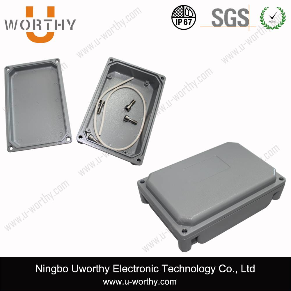 Aluminum Die Cast Box for Electronic