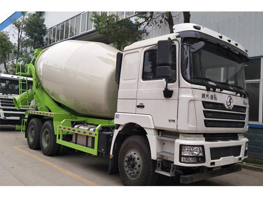 Shacman Shanxi Steam 12cbm Cement Concrete Mixer Truck Price