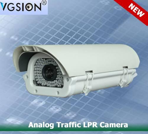 Analog Traffic LPR Camera