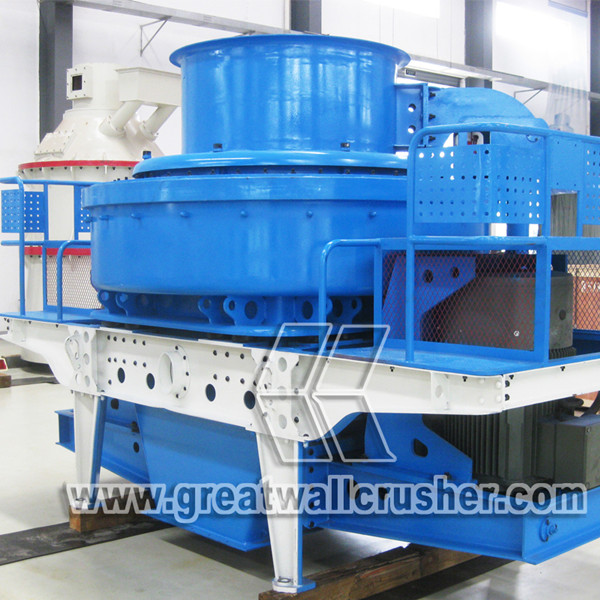 VSI sand crusher,Sand making machine, sand crushing machine