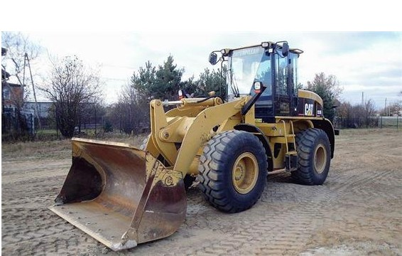 CAT 928G of 2006,Used Wheel Loader,Absolutely New