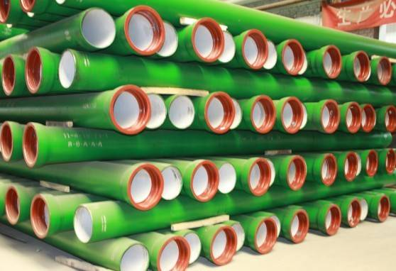 competitive price ductile iron pipe