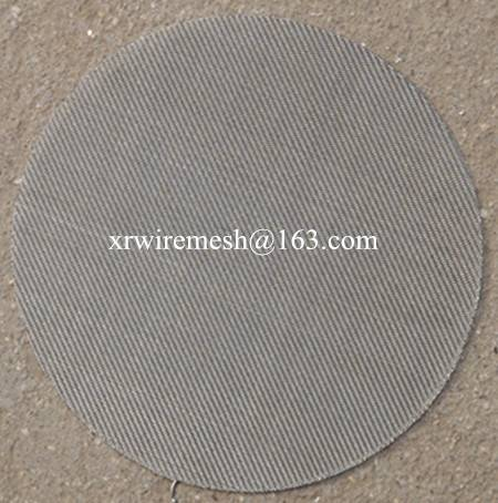 wire mesh disc for rubber products