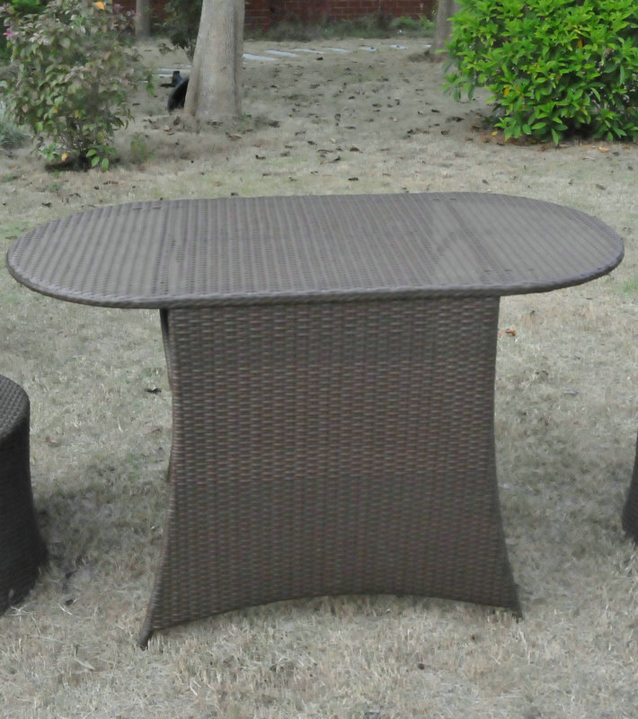 Outdoor Furniture Rattan Furniture Table And Chair