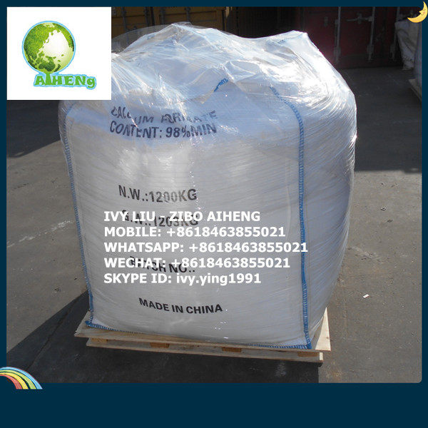 concrete use calcium formate