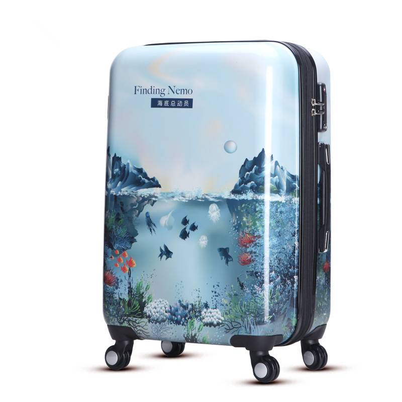 Finding Nemo,spinner luggage