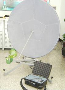 1.2m aluminum flyaway Antenna