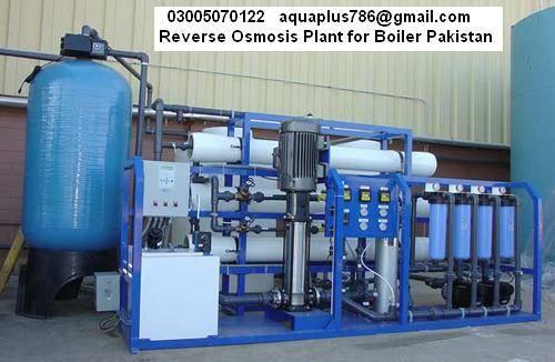 ReverseOsmosisPlant for Boiler Pakistan 03355070122