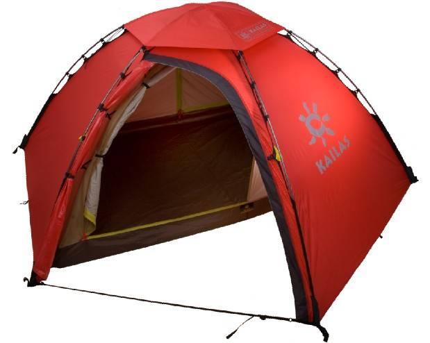 All-season tent