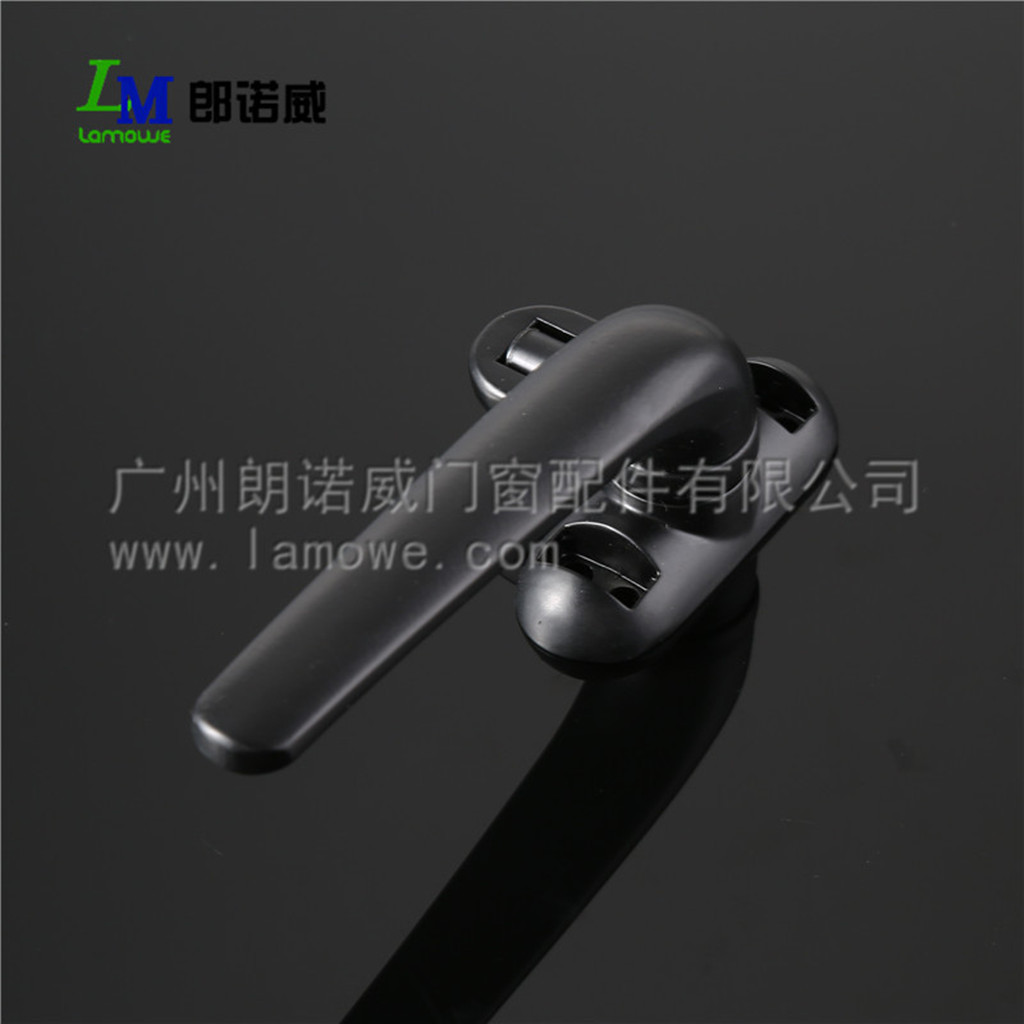1909A hot sell hardware products,zinc door handle factory,window lock handle