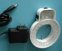 YK-S48T microscope led ring light microscope spare parts optic illumination