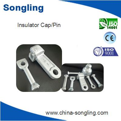 Insulator hardware for electric power fitting