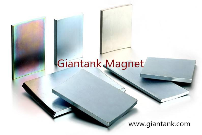 Strong magnets,large magnets N30SH--N48SH for BLDC motors