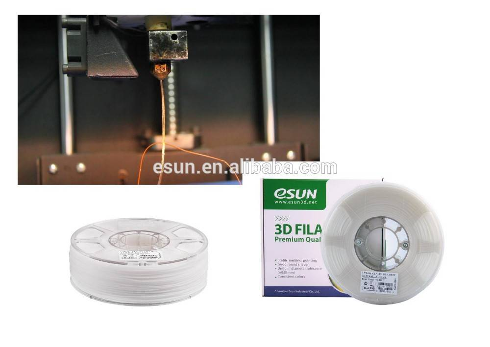 ESUN Cleaning Filament for 3D Printers