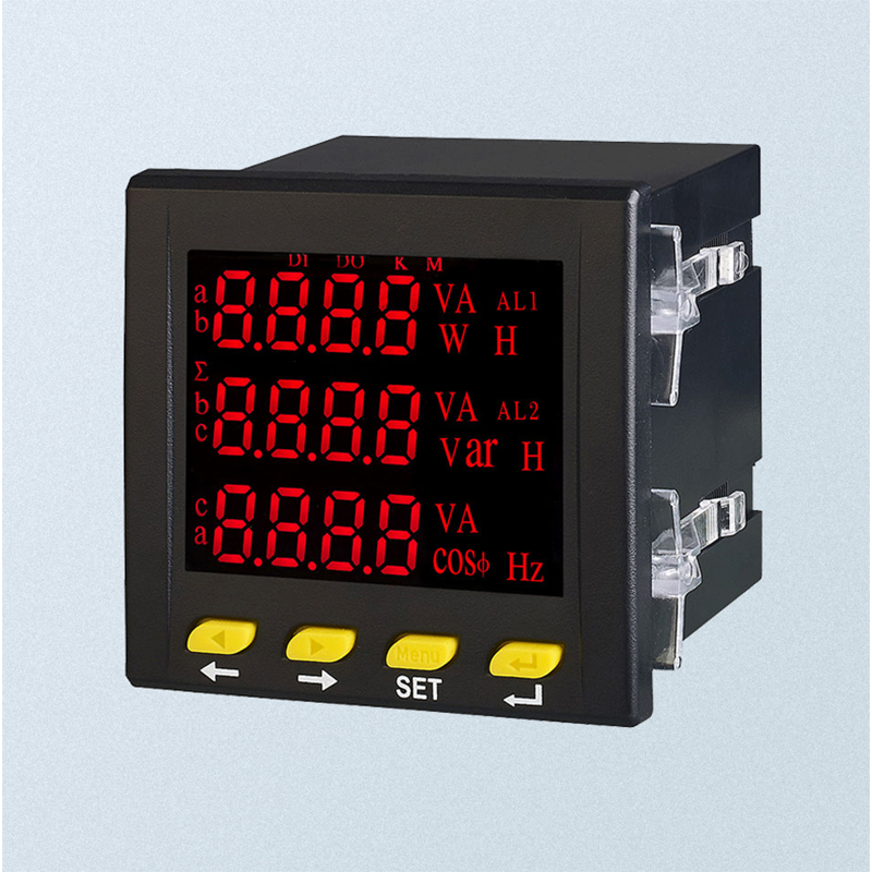 80A embedded electric meter, prepaid energy meter with wireless communication