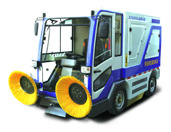 MN-S2000 Sweeper (With spray device)